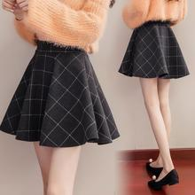 Plaid in autumn and winter