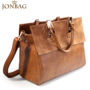 Jane Bai grid bag 2013 new wave of female bag lady bag handbag shoulder bag Messenger bag casual retro singles