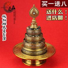 Ритуальная тибетская чаша Thousands of wisdom