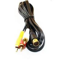 AV-кабель Приставки Sega Sega оснащены MD2