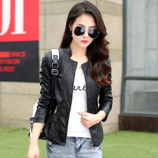 Leather jacket OTHER 515