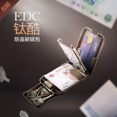 кошелек Titanium cool EDC