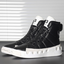 Ads Y3 Sports Daddy Shoes ADDS Y-3 Men's Shoes Hip-hop Leisure High-top Snow Boots Tide Running Shoes Tide