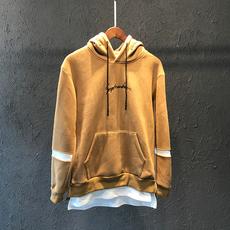 Full Zip Hooded Sweatshirt Menswill hn78761