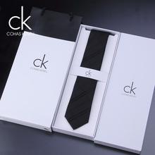 COHAS KENFU&CK正品领带男 正装商务休闲6CM韩版学生结婚黑色百搭