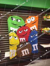 Плед OTHER M&m's