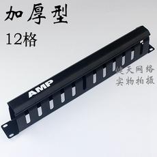 Коммутационный щит AMP 19 24 1U