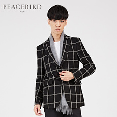 Пиджак, Костюм PEACEBIRD b1bb44705