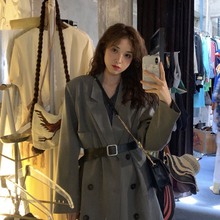 Long sleeve suit spring and autumn Korean version small suit