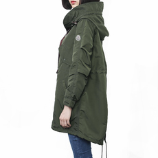 Women's raincoat a0 2017