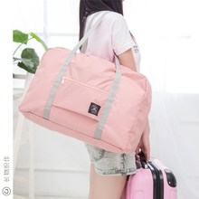 Travel waiting bag, packing bag, working luggage, gift bag, girl moon child, carrying trolley case, shoes and bag for men and women to go out
