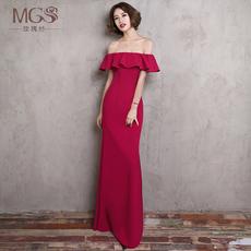 Вечерние платья Rose yarn mgs0210 2017