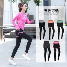 2019 new sports shorts women's summer Korean loose and versatile student running leisure wide leg pants spring and autumn thin