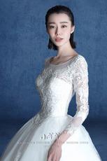 Свадебное платье hs160058 2016