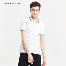 Рубашка поло dm0dm01818ns Tommy Hilfiger POLO