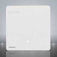 Выключатель одноклавишный Siemens LED