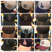 Spot overseas purchasing MLB NY LA baseball cap Hat flashes code adjustable link