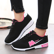 New running shoes in summer and autumn 2019 women's casual sports shoes women's Non Slip light running shoes fashion Korean version breathable women's shoes