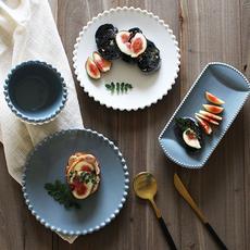 Тарелка Торговли бусины керамические завтрак чаша