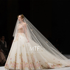 Wedding dress Man Ting Fang s528