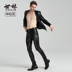 Кожаные брюки Others PF PU