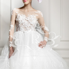 Wedding dress Risa Beira rb5517 Risa
