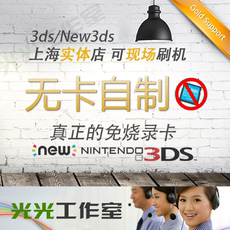 NEW 3DS 3DSLL A9LH