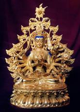 Изображения Будды, Статуи