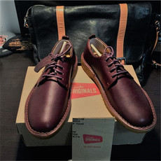 Полуботинки Clarks Originals Desert London