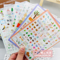 ΢Ц������bPVC�N��SMILEY DECO STICKER6����