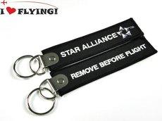 брелок LOVE FLYING STAR ALLIANCE