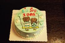 北京 上海-送老公送老婆生日蛋糕 情侣蛋糕创意蛋糕 ...