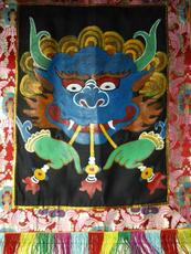Тибетская живопись 1001