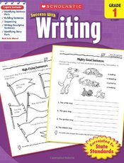 Scholastic Success With Writing, Grade Scholastic