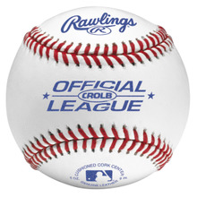 Rawlings CROLB leather professional 9 inch hard baseball wool core competition training