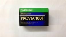 SLR-камера Fujifilm PROVIA 100F RDP III