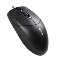 Three giant sangee M-1 corporate optical mouse wired USB desktop mouse classic appearance