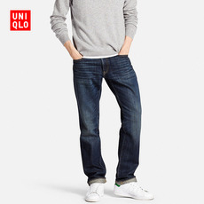 Jeans for men Uniqlo uq172726200 172726