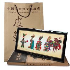 Сувенир с героями Пекинской оперы Tanmengzhai