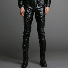 Кожаные брюки Others 205