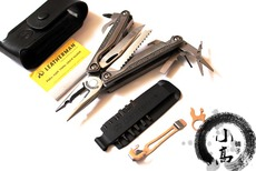 Мультитул Leatherman Charge TTI 13