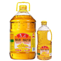 (CAT supermarket) peanut oil for 5 s level of Shandong 5.436L giving 900ml oil health