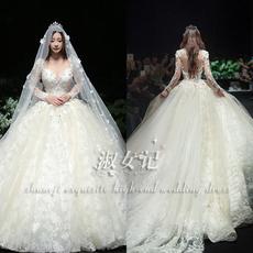 Wedding dress Lady in mind hs162