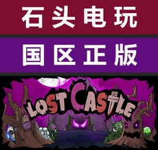 Компьютерная игра Steam PC Lost Castle