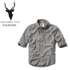 Рубашка мужская Abercrombie&Fitch Abercrombie Fitch AF