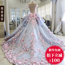 Wedding dress Odelia dz09 2016