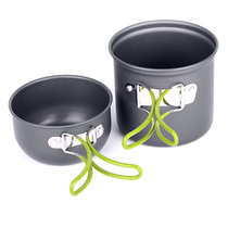 Single camping Cookware DS-101 Cookware outdoor Cookware Cookware Set ultra light portable Cup