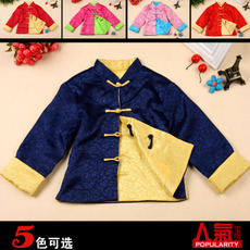 Chinese traditional outfit for children 2015