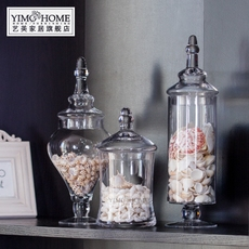 Декоративная банка Yimo/Home Arts beauty home