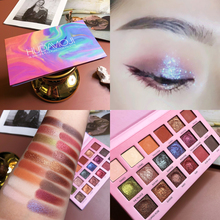 18-color fairy girl eye shadow disc pearlescent matte earth color polarized Panya makeup imitation rose desert cheap replacement